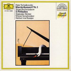 Sviatoslav Richter, Tchaikovsky: Piano Concerto No.1 / Rachmaninov: Préludes, 00028941906823