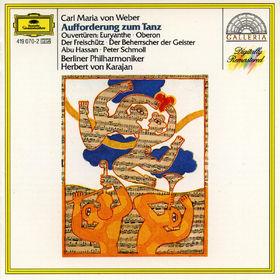 Carl Maria von Weber, Weber: Invitation to the Dance, 00028941907028