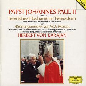 Herbert von Karajan, Feierliches Hochamt Im Petersdom, 00028941909527