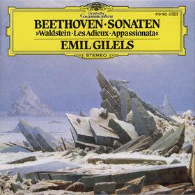 Ludwig van Beethoven, Klaviersonaten  Waldstein, Appassionata, Les Adieux, 00028941916228