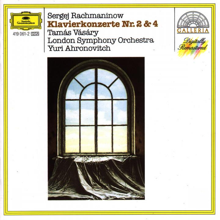 Rachmaninov: Piano Concertos Nos.2 & 4 0028941906128