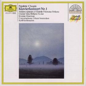 Frédéric Chopin, Klavierkonzert Nr. 1 e-moll op. 11, Polonaise Brillante Es-dur op. 2, Valse Es-dur op. 18, 00028941905420
