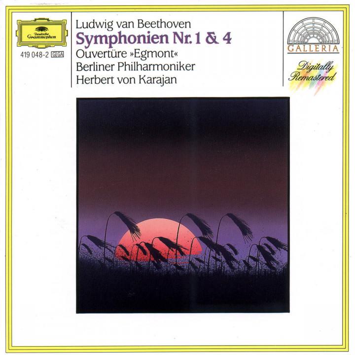 Beethoven: Symphonies Nos.1 & 4 0028941904827