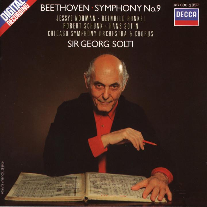 Sinfonie Nr. 9 d-moll op. 125 0028941780021