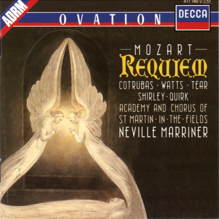 Requiem d-moll KV 626 0028941774620