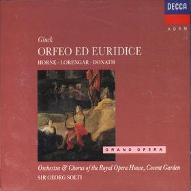 Gluck: Orfeo ed Euridice, 00028941741028