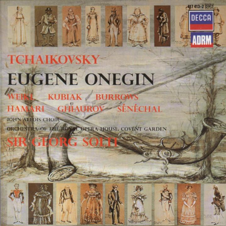 Tchaikovsky: Eugene Onegin 0028941741329