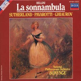 Joan Sutherland, Bellini: La Sonnambula, 00028941742421