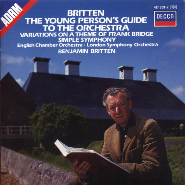 Britten: The Young Person's Guide to the Orchestra; Simple Symphony, etc. 0028941750929