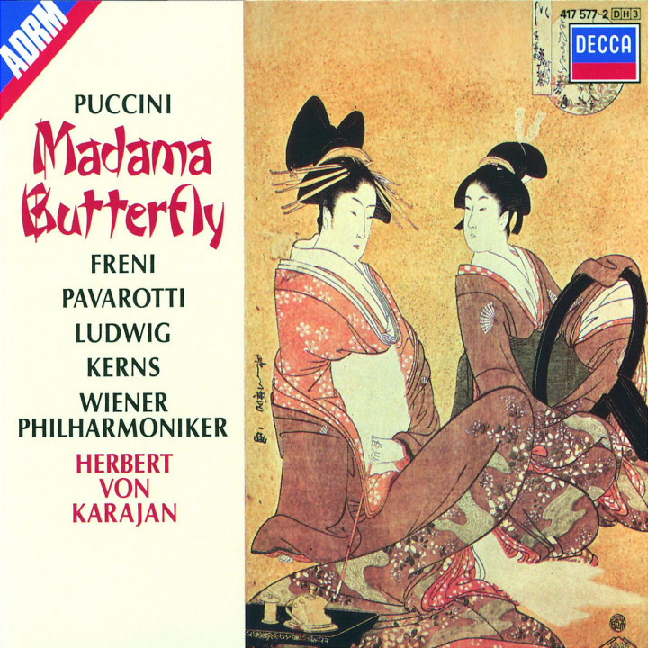 Puccini: Madama Butterfly 0028941757720