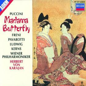 Giacomo Puccini, Madama Butterfly, 00028941757722