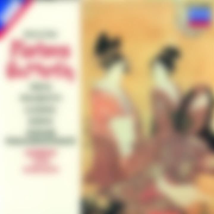Puccini: Madama Butterfly 0028941757720