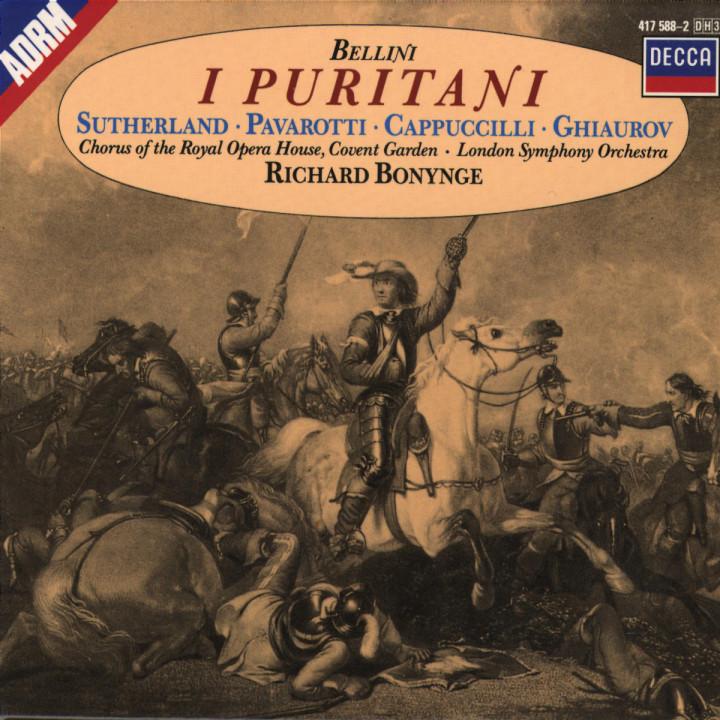 Bellini: I Puritani 0028941758824