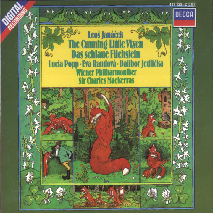 Janácek: The Cunning Little Vixen 0028941712929