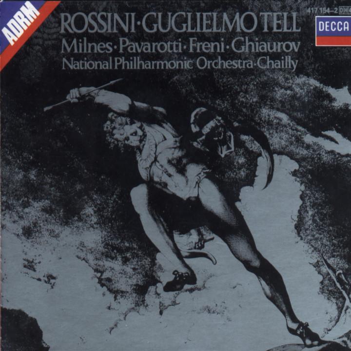 Rossini: Gugliemo Tell 0028941715427
