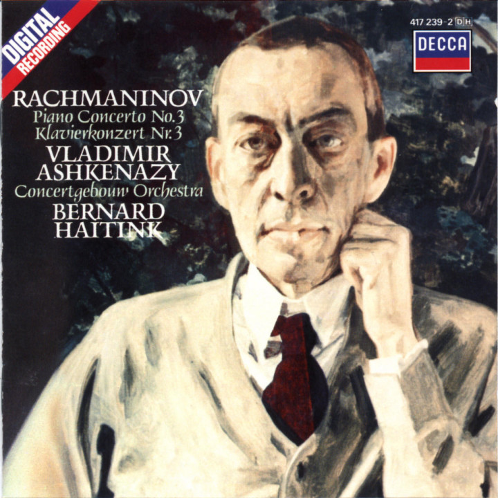 Rachmaninov: Piano Concerto No.3 0028941723923