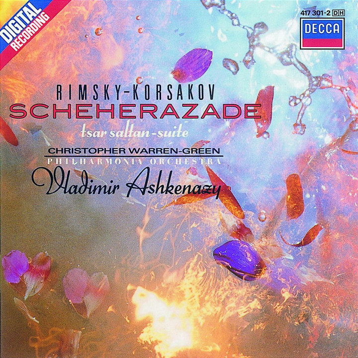 Scheherazade; Tsar Saltan-Suite 0028941730129