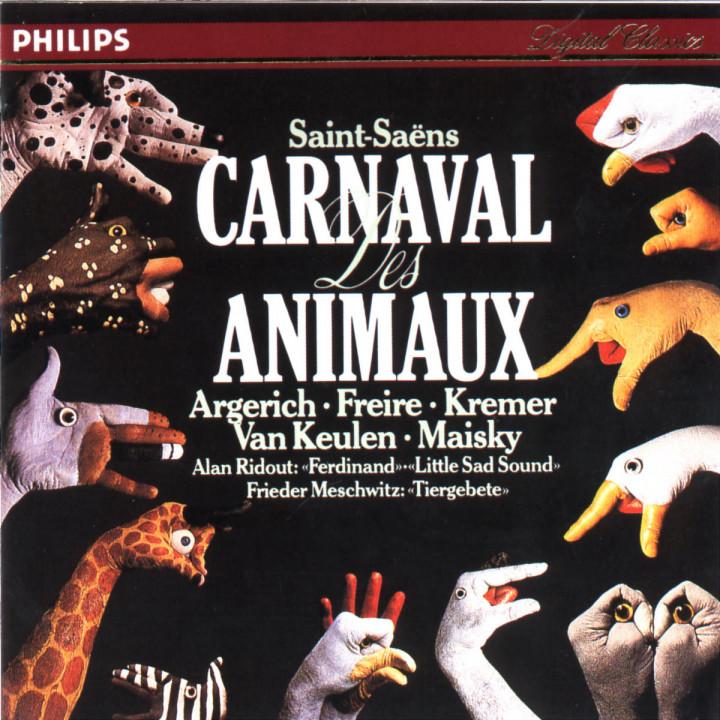 Saint-Saëns: Carnival des Animaux 0028941684127