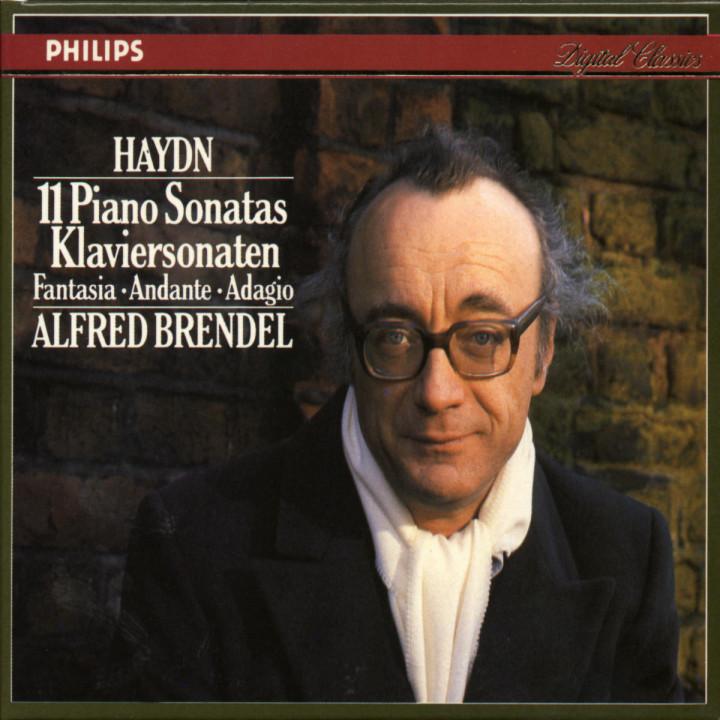 Haydn: 11 Piano Sonatas 0028941664327