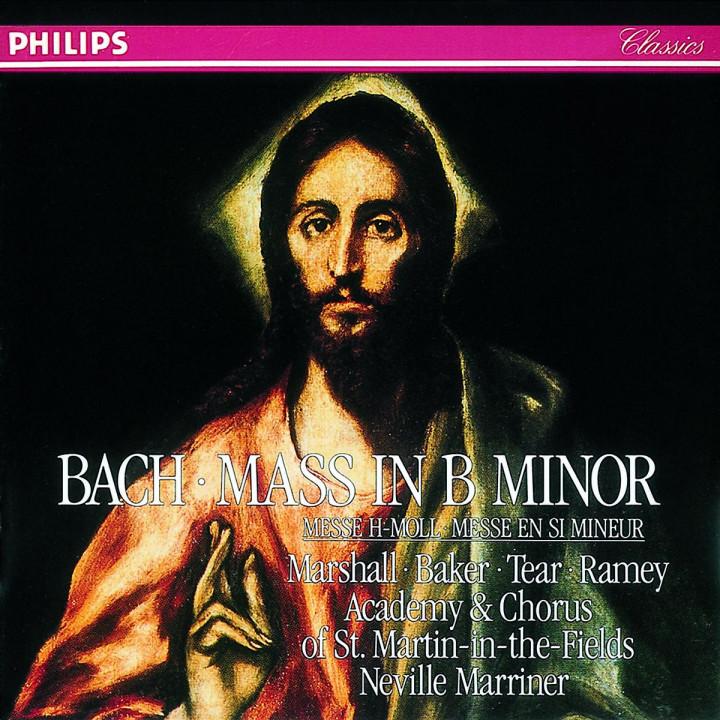 Messe h-moll BWV 232 0028941641524