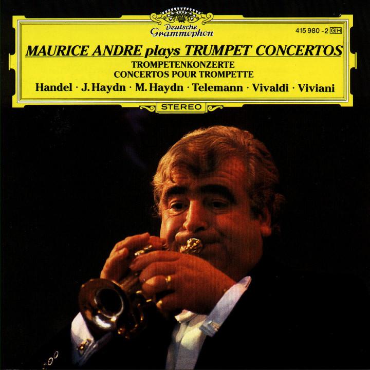 Maurice André spielt Trompetenkonzerte 0028941598020