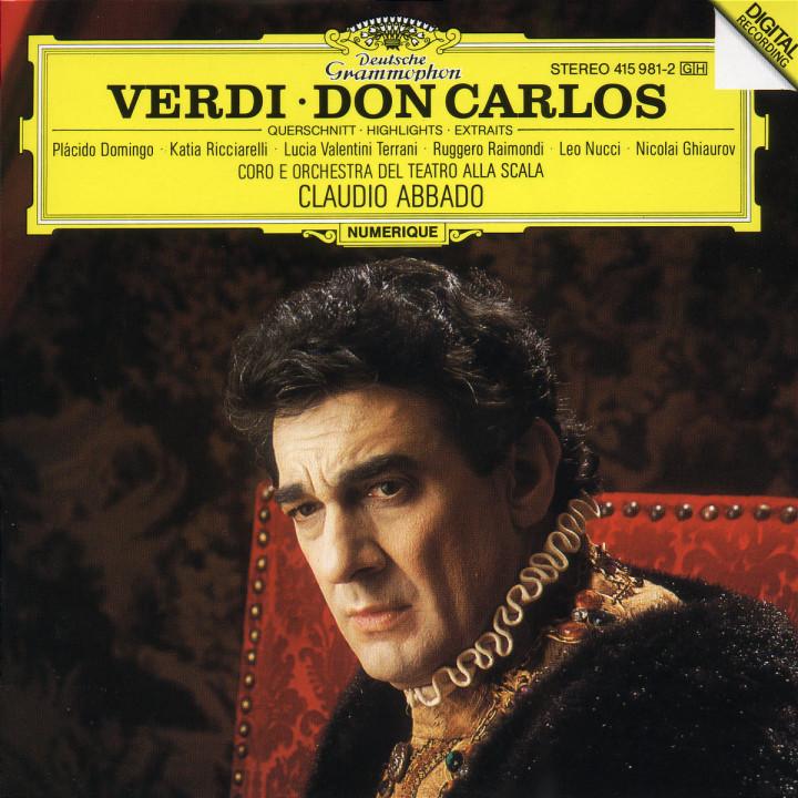 Don Carlos (Auszüge) 0028941598123