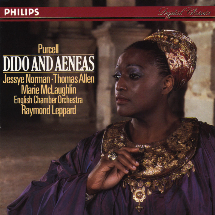 Purcell: Dido and Aeneas 0028941629928
