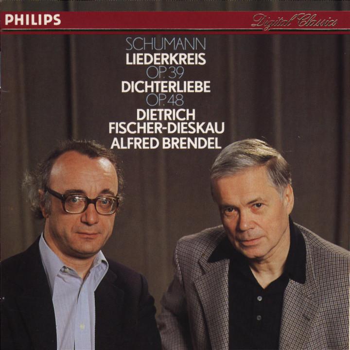 Liederkreis op. 39; Dichterliebe op. 48 0028941635226