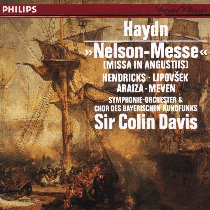 """""""Nelson-Messe"""" Hob. XXII: 11 in d-moll (Missa in angustiis) 0028941635824"""