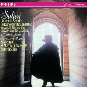Antonio Salieri, Konzerte für Flöte und Oboe, 00028941635921