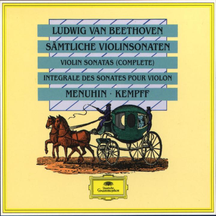 Sämtliche Violinsonaten 0028941587428