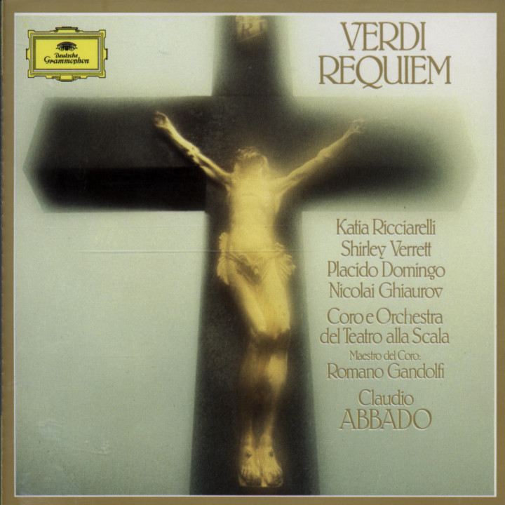 Verdi: Messa da Requiem 0028941597627