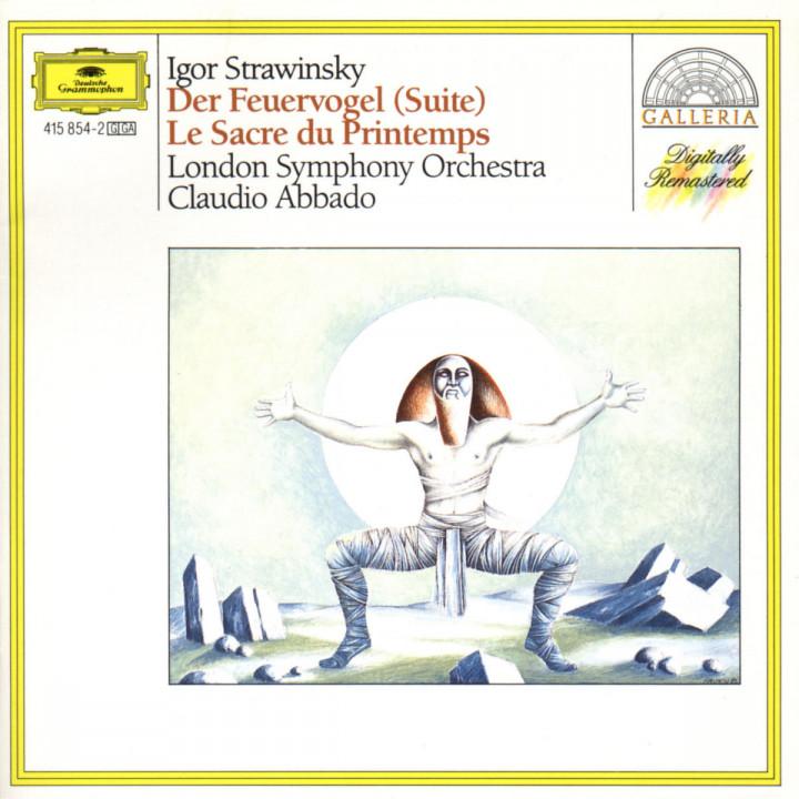 Stravinsky: L'Oiseau de Feu (Suite); Le Sacre du Printemps 0028941585426