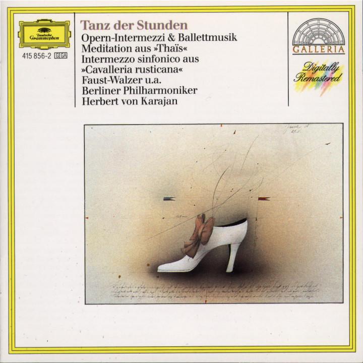 Opera Intermezzi & Ballet Music 0028941585622