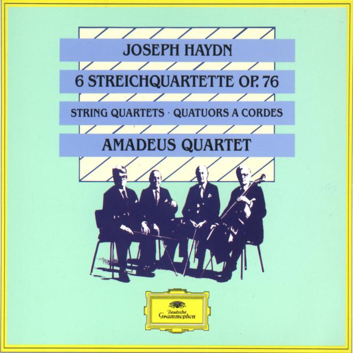 Streichquartette op. 76 0028941586726