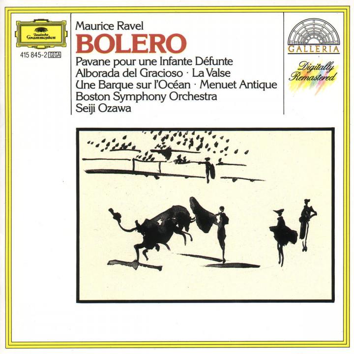 Boléro (Orchestermusik) 0028941584528