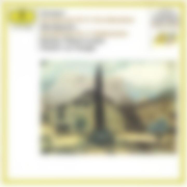 "Sinfonien Nr. 8 h-moll D 759 ""Die Unvollendete"" & Nr. 4 A-dur op. 90 ""Italienische"" 0028941584827"