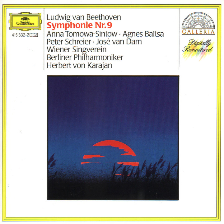Beethoven: Symphony No.9 0028941583228