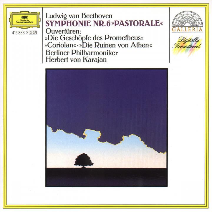 """Sinfonie Nr. 6 F-dur op. 68 """"Pastorale"""" 0028941583321"""