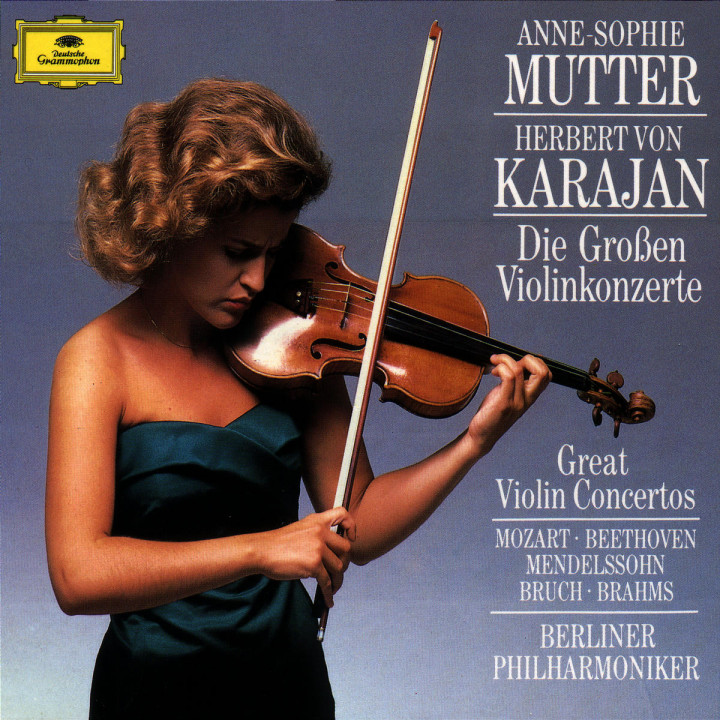 The Great Violin Concertos 0028941556521