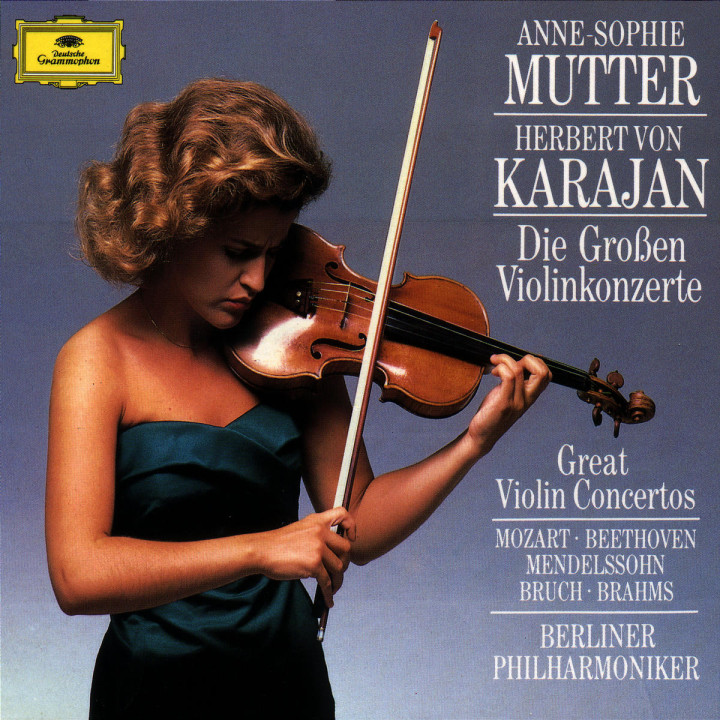The Great Violin Concertos 0028941556521
