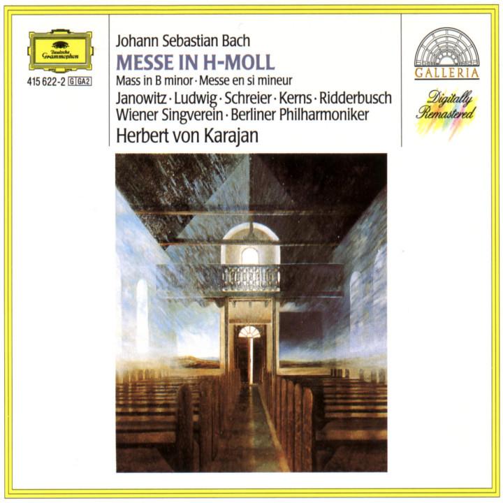 Messe h-moll BWV 232 0028941562221