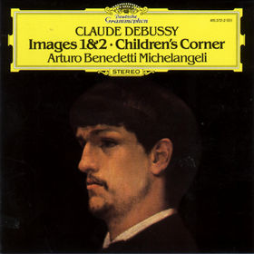 Claude Debussy, Images 1 & 2, Children's Corner, 00028941537225