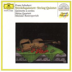 Franz Schubert, Schubert: String Quintet D956, 00028941537324