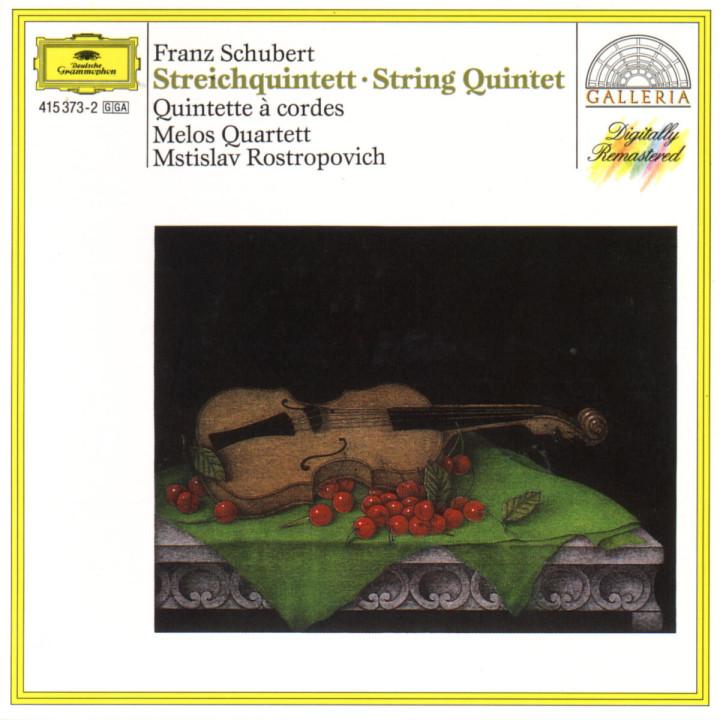 Schubert: String Quintet D956 0028941537320