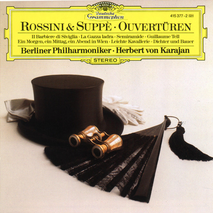 Rossini / Suppé: Overtures 0028941537722
