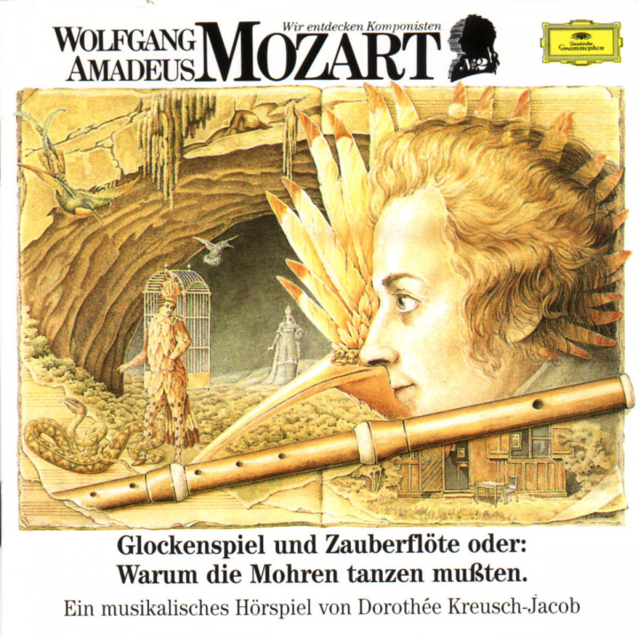 Wir Entdecken Komponisten - Wolfgang Amadeus Mozart 0028941545022