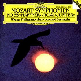 Wolfgang Amadeus Mozart, Mozart: Symphonies Nos.35 Haffner & 41 Jupiter, 00028941530523