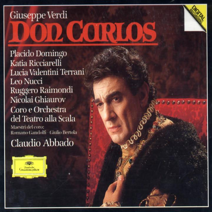 Don Carlos 0028941531623