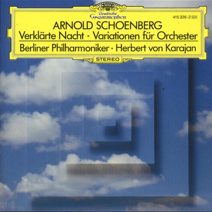 Verklärte Nacht op. 4; Variationen für Orchester op. 31 0028941532624